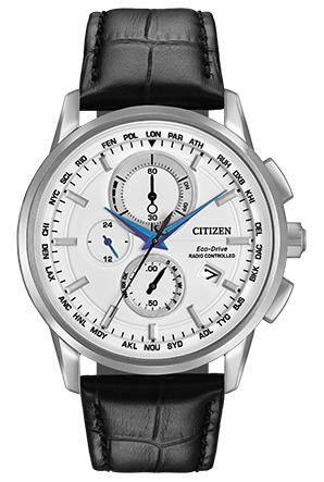 World Chronograph  A-T | AT8110-02A