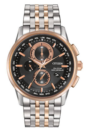 World Chronograph  A-T | AT8116-57E