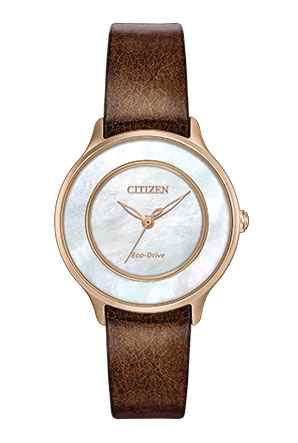 CITIZEN L CIRCLE OF TIME | EM0383-08D